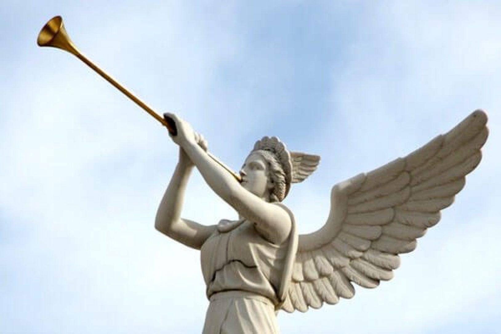 картинки трубящий ангел павлович честью продолжил